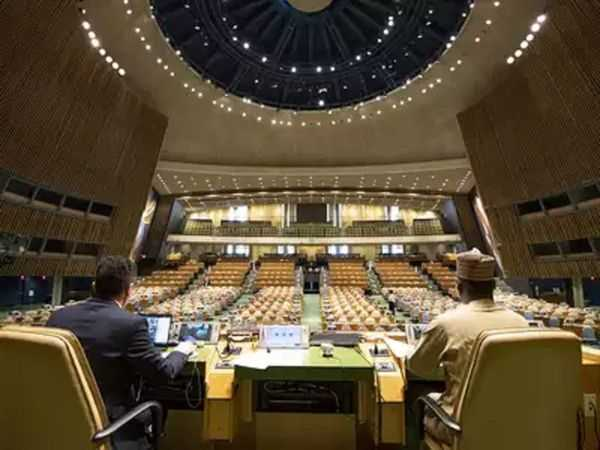 India Became Temporary Member Of UN Security Council For The Eighth Time, 184 Votes Out Of 192