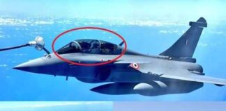 Photos of one and two seater Rafale coming to India. Picture Credit: Twitter